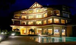THE CROWN GOA PANJIM 5* HOTELS  ( PANJIM