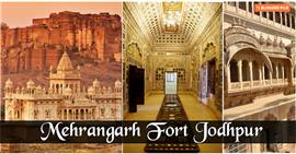 Mehrangarh Fort Tour Package